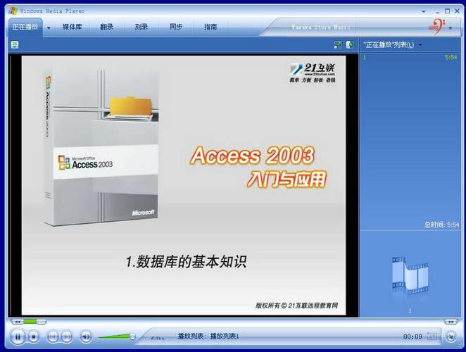 Access 2003 入门与应用