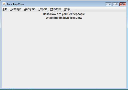 Java Treeview