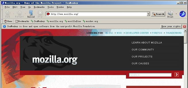 Mozilla SeaMonkey For Mac