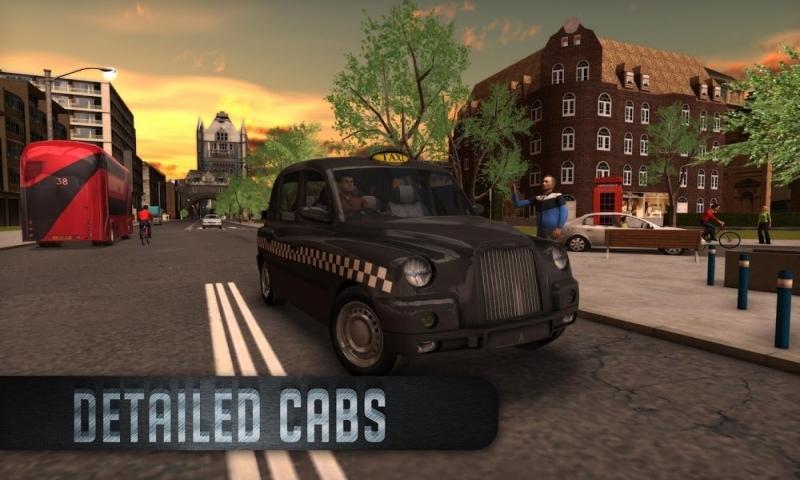 模拟出租车2016