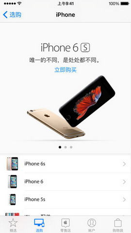 苹果商店 Apple Store