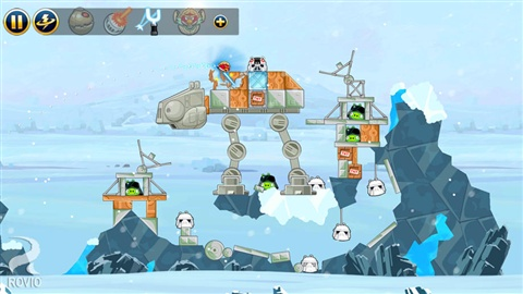 愤怒的小鸟:星球大战(Angry Birds Star Wars)