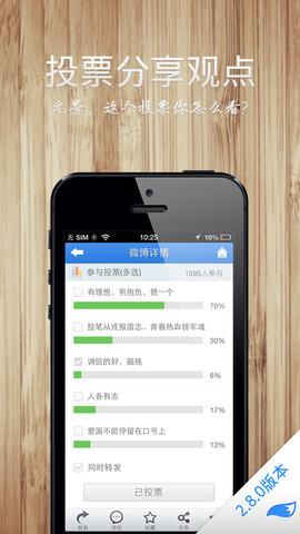 搜狐微博HD