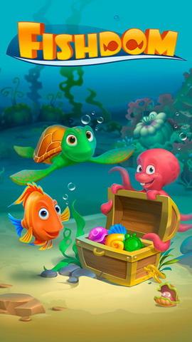 梦幻水族箱(Fishdom)