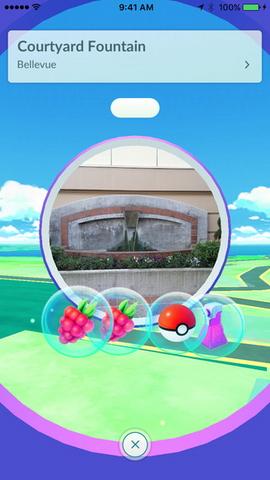 精灵宝可梦GO(Pokemon Go) For iPhone