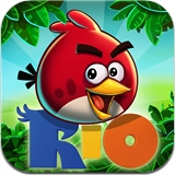 愤怒的小鸟里约版(Angry Birds Rio) 2.3.1 For iphone