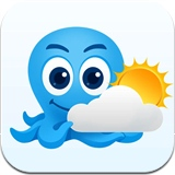 2345天气王-精准天气预报空气质量查询 2.5  For iphone