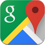 谷歌地图 Google Maps 4.19.1 For iphone