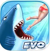 饥饿鲨 进化...