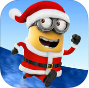 神?#30340;?#29240; 小黄人快跑(Despicable Me_ Minion Rush)3.4.0 For iphone