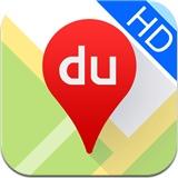 百度地图HD4.5.0 For iPad
