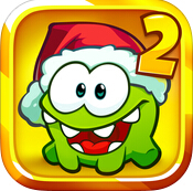 Cut the Rope (割绳子) 2 1.6.4 For iphone