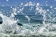 Water Element Clock for MAC