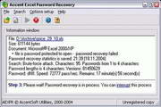Accent Access Password Recovery