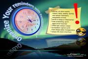 CrossGL Reminder Clock
