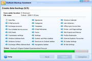 Outlook Backup Assistant 7.1