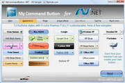 My Command Button for .NET
