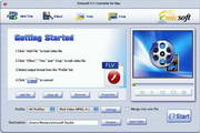 Emicsoft FLV Converter For Mac