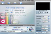 iMovie DVD to iPod Converter for Mac