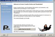 Presto Transfer Firefox and Thunderbird 3.42