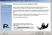 Presto Transfer Windows Live Mail 3.42