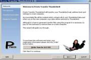 Presto Transfer Thunderbird 3.42