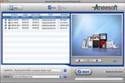 Aneesoft iPod Video Converter for Mac 4.1.1