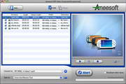 Aneesoft PSP Video Converter for Mac 4.1.1