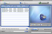 Aneesoft WMV Converter for Mac 4.1.1