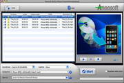 Aneesoft DVD to iPhone Converter for Mac 4.1.1