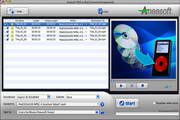 Aneesoft DVD to iPod Converter for Mac 4.1.1