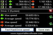 My HDD Speed 2.30