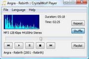 CrystalWolf Player