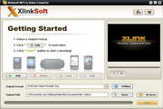 Xlinksoft MP4 To Video Converter