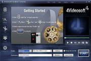 4Videosoft Flip Movie Converter 5.0.28