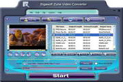 Bigasoft Zune Video Converter 3.7.50.5067