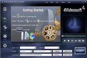 4Videosoft Wii Video Converter 5.0.8