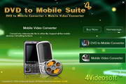 4Videosoft DVD to Mobile Suite 5.0.16