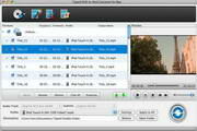 Tipard DVD to iPod Converter for Mac 5.0.26