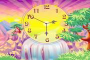 Oasis Clock ScreenSaver for MAC