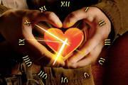 Love Heart Clock for MAC