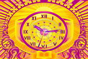 Magic Clock ScreenSaver