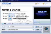 Bikisoft Free Youtube to RA Audio Converter