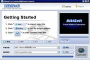 Bikisoft Free Youtube to WMA Audio Converter