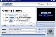 Bikisoft Free Youtube to MP2 Audio Converter