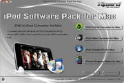 Tipard iPod Software Pack for MAC 7.0.32