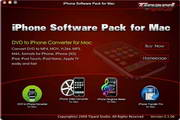 Tipard iPhone Software Pack for MAC 7.0.52