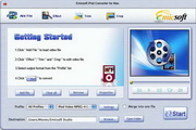 Emicsoft DVD to MOV Converter For Mac 4.8.0