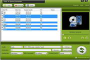 oposoft DVD To Zune Converter 7.5