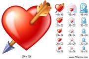 Love Icon Set 2013.1